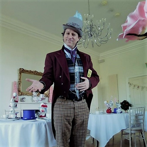 Quot Mad Hatter Entertainer For Events And Parties Quot