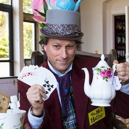 mad hatter entertainer