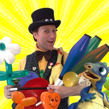 childrens entertainer
