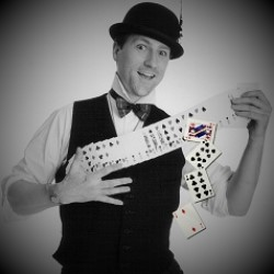 mix and mingle magician